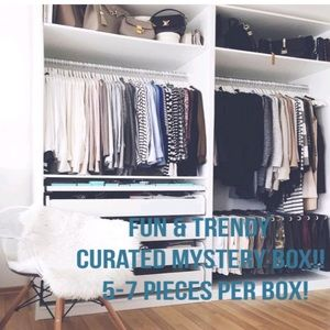 Sweaters - 5-10 piece mystery box!